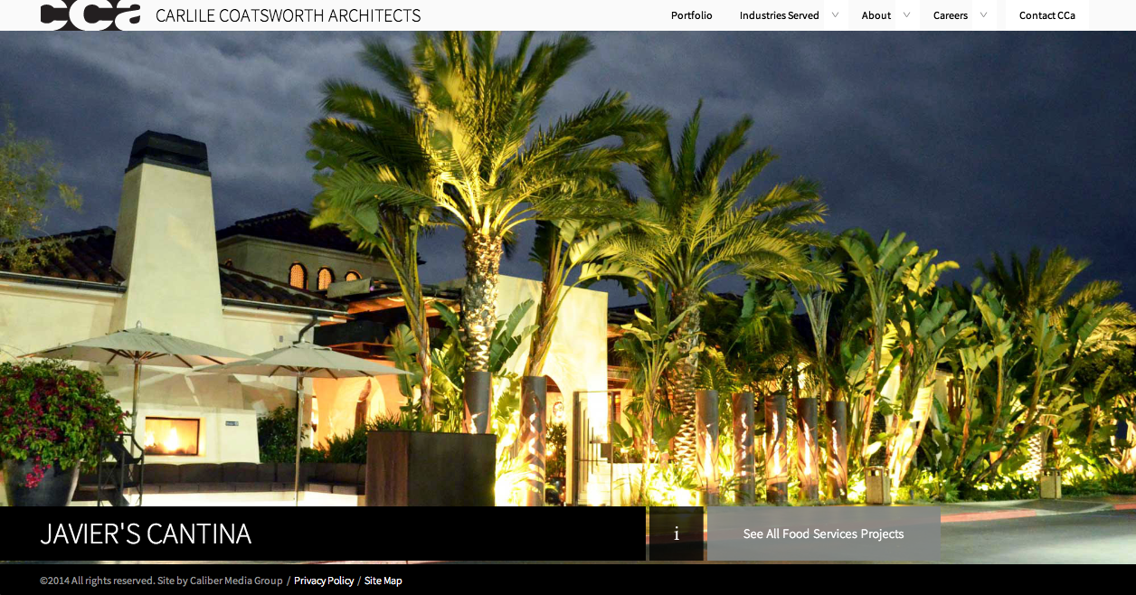 Caliber media group s blog orange county internet for Southern california architecture firms